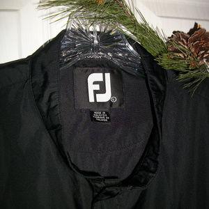 FootJoy Jackets & Coats - FootJoy Sleeveless 1/4 Snap Golf Windbreaker
